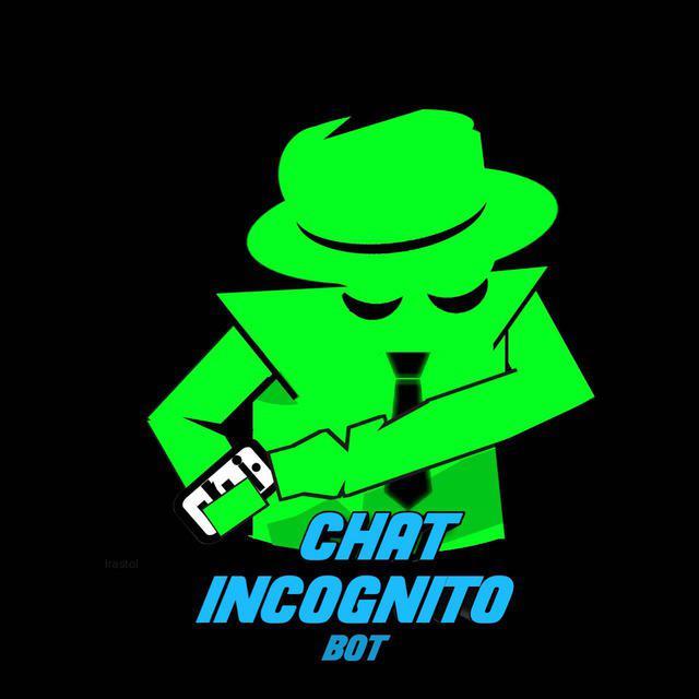 Chat Incognito Bot