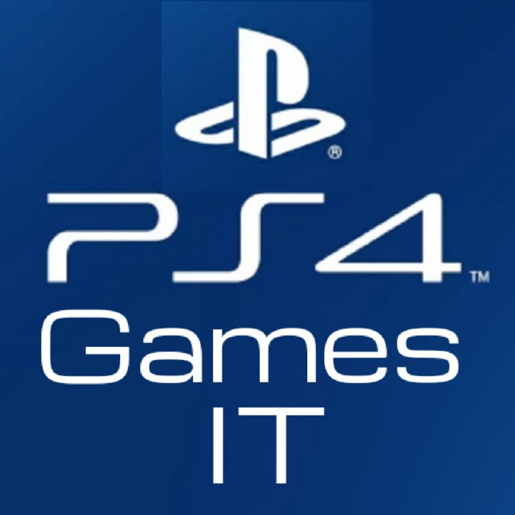 PS4 Games IT