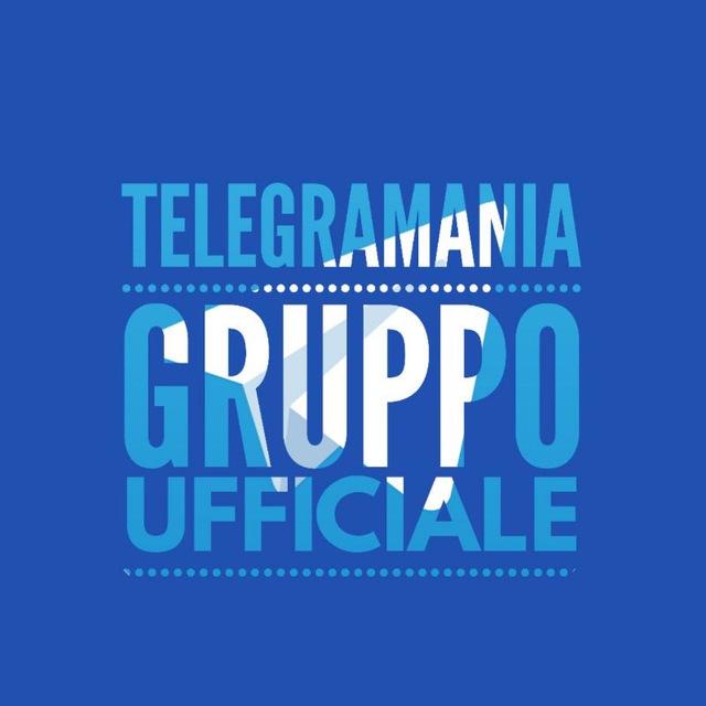 Telegramania - Gruppo ufficiale