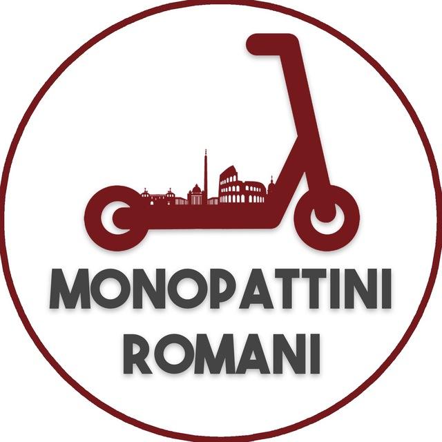 Monopattini Romani