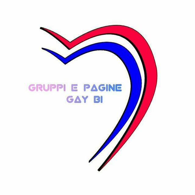 Pagine e gruppi gay bi bot