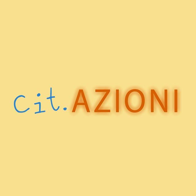 Cit.AZIONI