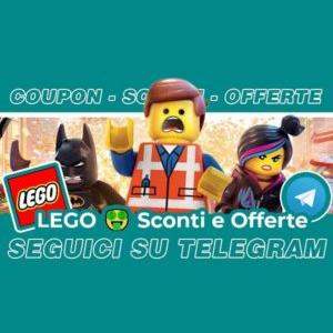 LEGO Sconti e Offerte