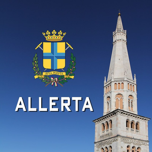 Comune Modena allerta