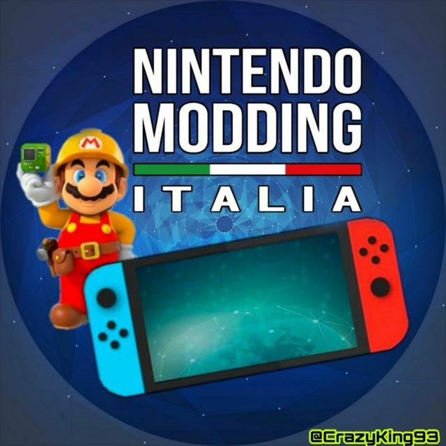 Nintendo Modding Italia