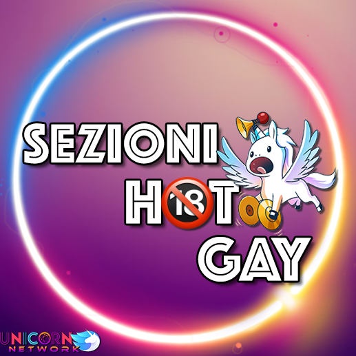HOT GAY LGBT UNICORN