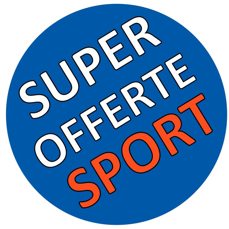 Offerte super Sport e Tempo Libero