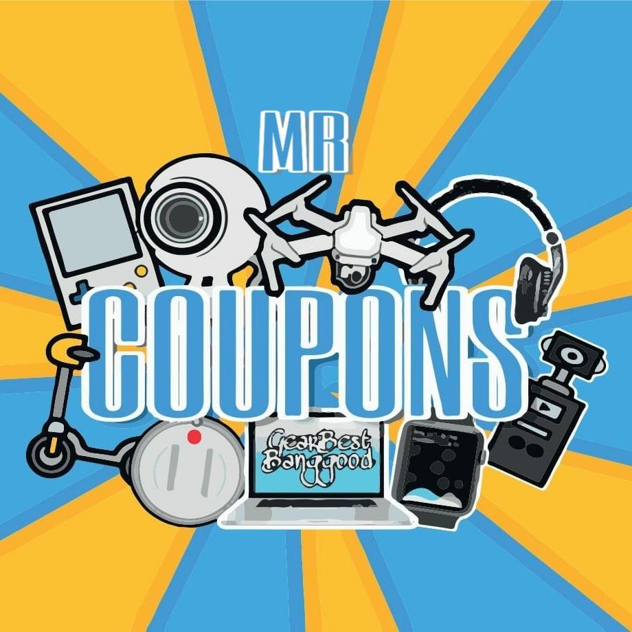 Mr. Coupons [I migliori affari Gearbest & Banggood]