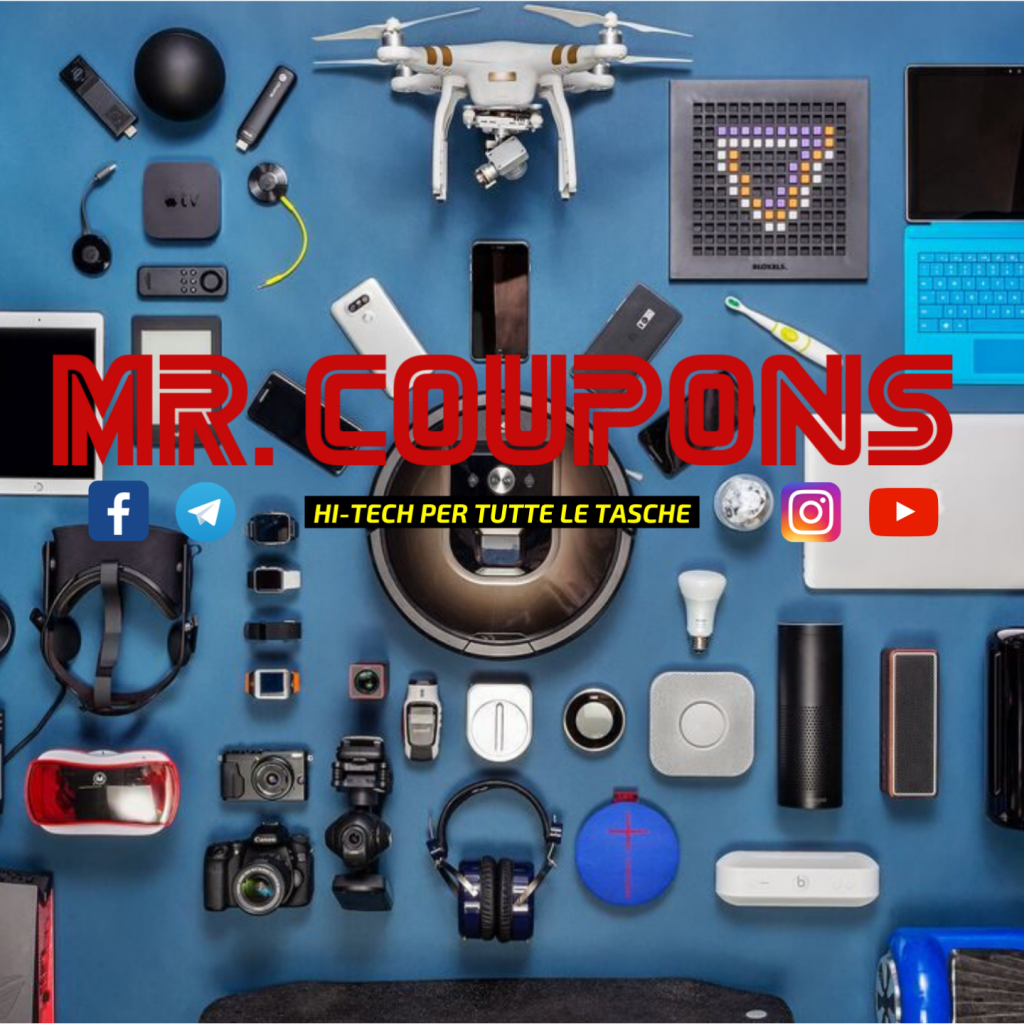 Mr. Coupons [I migliori affari Amazon]