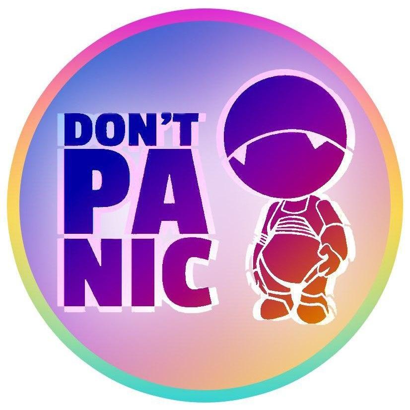 DON'T PANIC Gruppo social
