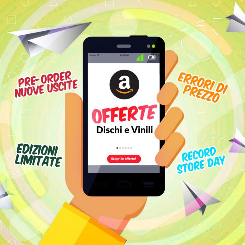 Offerte Amazon - Dischi & Vinili