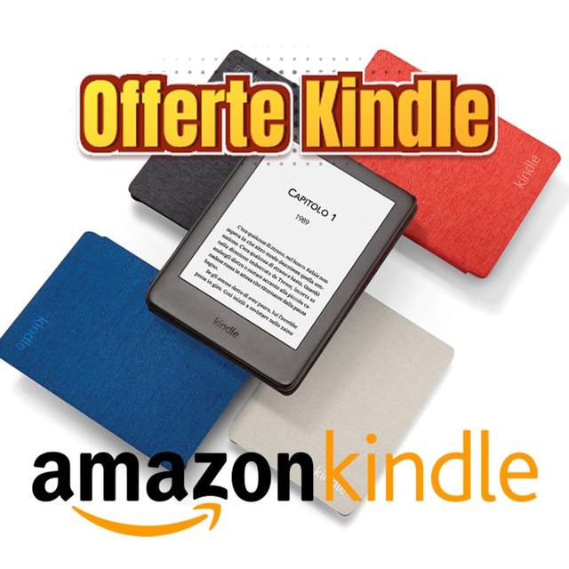 Offerte Amazon Kindle