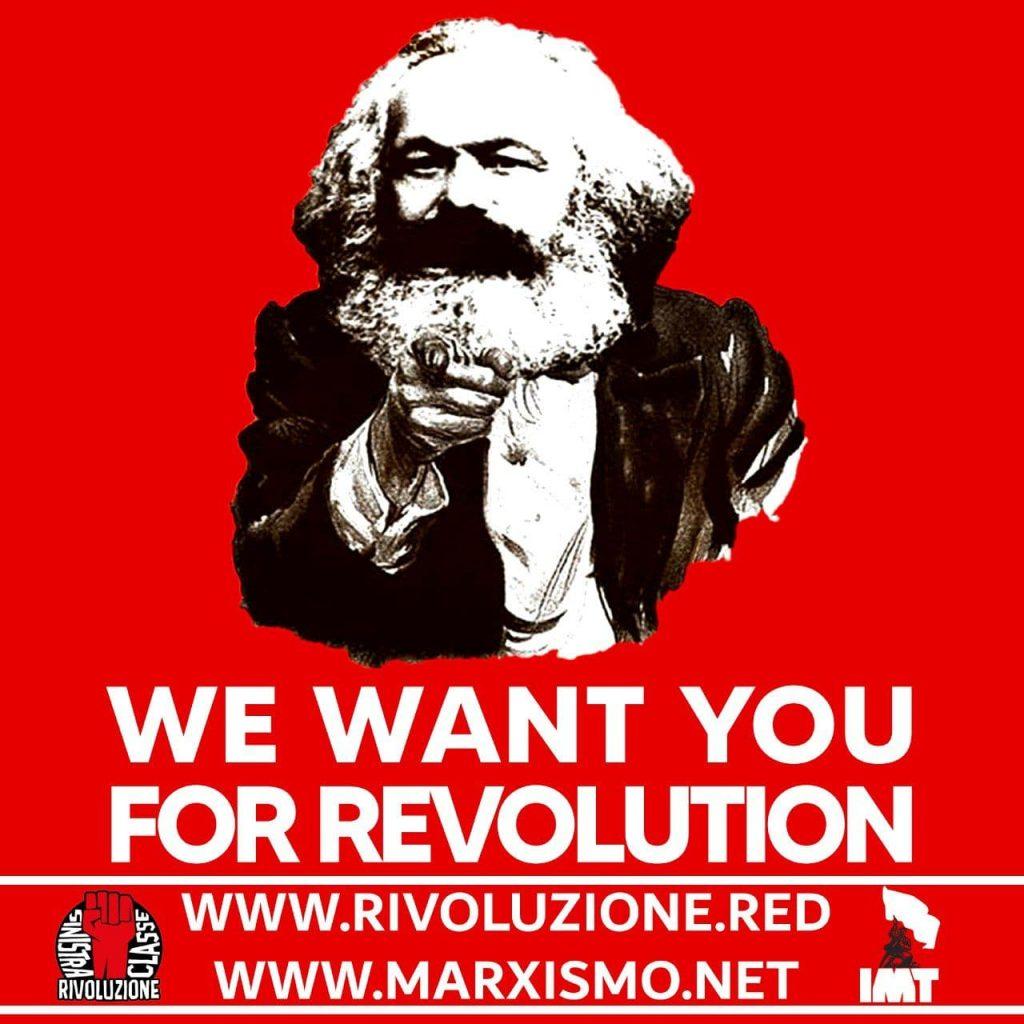 Sinistra Classe Rivoluzione - Tendenza Marxista Internazionale