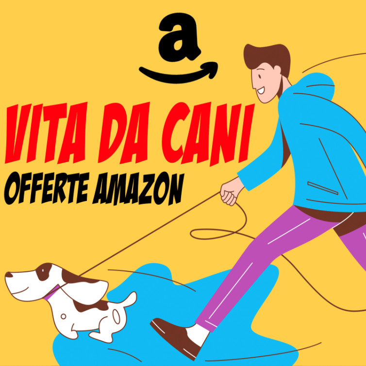 Vita Da Cani Offerte Amazon